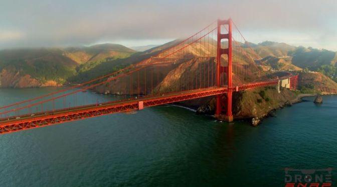 Views: The 'Golden Gate Bridge' In San Francisco, California  (Video)