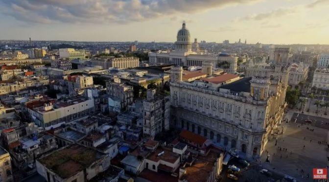 Aerial Travel: 'Havana – Cuba' In 8K UHD (Video)