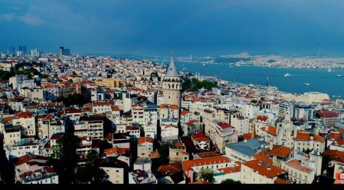Aerial Travel: 'Istanbul – Turkey' (8K UHD Video)