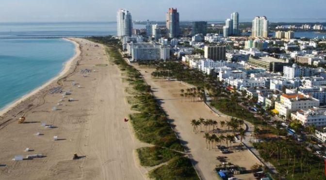 Aerial Travel: 'Miami In Southeastern Florida'