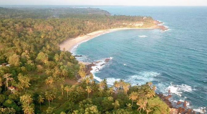 Aerial Travel: 'Sri Lanka'