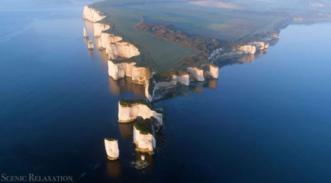 Aerial Travel: 'United Kingdom' (Video)