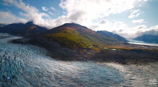 Aerial Travel: 'Alaska' – USA's Largest State (Video)