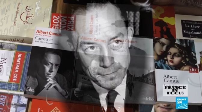 Video Profiles: French Nobel Prize Author Albert Camus (1913 -1960)