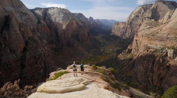 Top Hikes: 'Angel's Landing', Zion National Park, Utah