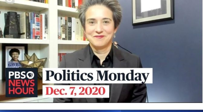 Politics Monday: Amy Walter And Errin Haines On Biden's Cabinet PIcks