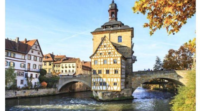 Walking Tours: 'Bamberg – Germany' (4K Video)