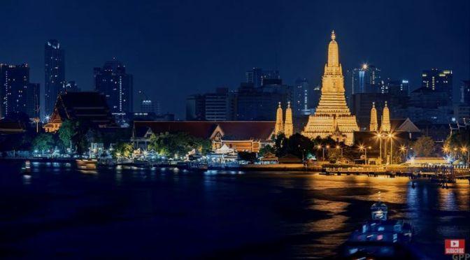 Timelapse Travel: Bangkok – Thailand (8K UHD Video)