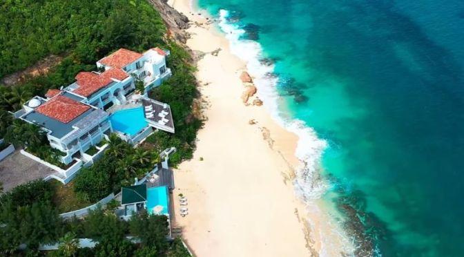 Beachfront Estate Tour: 'Terres Basses, St. Martin' In The Caribbean (Video)
