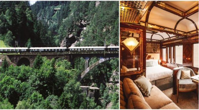 "European Train Travel: 'Belmond Venice Simplon Orient-Express' – ""Vintage"""