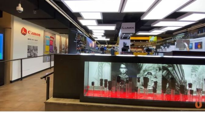Video Tour: 'B&H Photo' in NYC – One Of The Largest Camera Stores In America