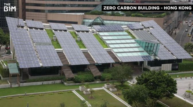 Net-Zero Tech: 'Buildings Producing More Energy Than They Use' (Video)