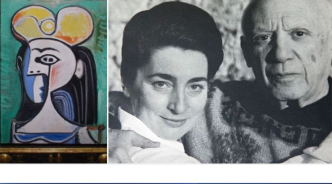 "Art History: Jacqueline Roque – ""Picasso's Great Love, Wife & Muse"" (Video)"