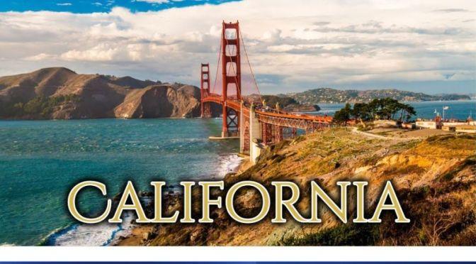 Travel In The Western U.S.: 'California' (4K Video)