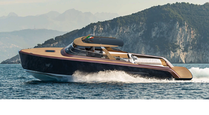 Boat Design: The New 'Castagnola Heritage 9.9' – The Ultimate Chase Boat