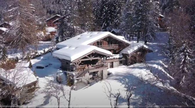 Home Tours: 'Chalet Fleur Des Neiges' In Villars-Sur-Ollon, Vaud, Switzerland