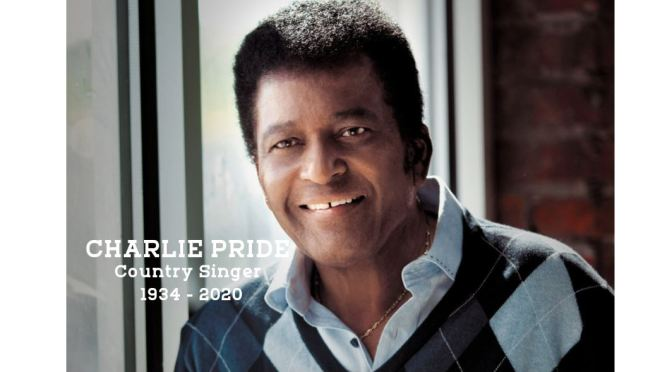 Tributes: Country Singer Charlie Pride (1934-2020)