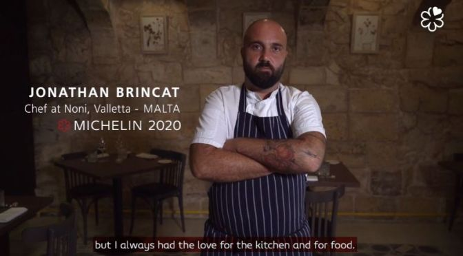 Profile: Chef Jonathan Brincat Of Restaurant Noni In Malta (Video)