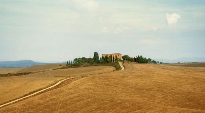Culture & Design: 15th C. Tuscan Villa, Siena, Italy