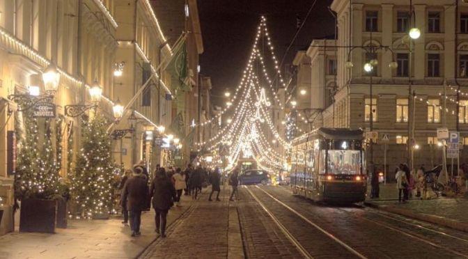 Scandinavian Travel: 'Helsinki & Southern Finland' (Video)