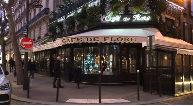Walking Tour: 'Christmas In Latin Quarter, Paris'