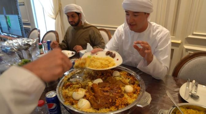 Culinary Travels: 'Village Food' In The United Arab Emirates – UAE (Video)