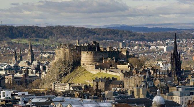 Walking Tour: 'Edinburgh Castle & Prison', Scotland