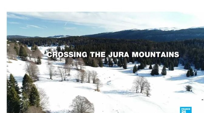 Winter Travel: Cross-Country Skiing Through France's Jura Mountains