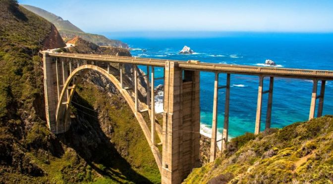 Driving Tour: 'Big Sur Highway 1 To Carmel' In California (Video)