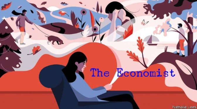 The Economist Podcast: Christmas Newsletters, Erasmus & Lure Of Pebbles