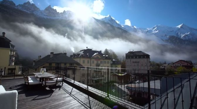 Home Tour: Chamonix – Mont Blanc, France