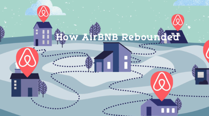 Travel & Lodging: 'How AirBNB Rebounded During The Pandemic' (Video)