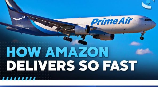 Online Shopping: 'How Amazon Delivers Your Orders So Quickly' (Video)