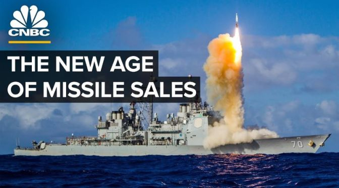 Defense Industry: How Companies Make Billions Off Missile Sales (Video)