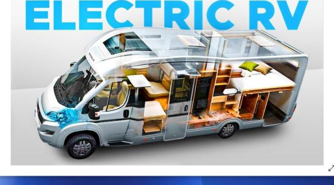 Mobile Living: The 'Iridium E-Mobil 70EB' – World's First Electric RV (Video)