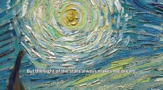 Artworks: 'The Starry Night' Viewed Through Van Gogh's Letters To His Brother Theo (Video)