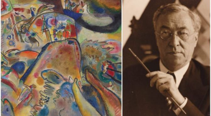 Exhibitions: 'Kandinsky' At The Guggenheim Bilbao In Spain (Nov '20 To May '21)