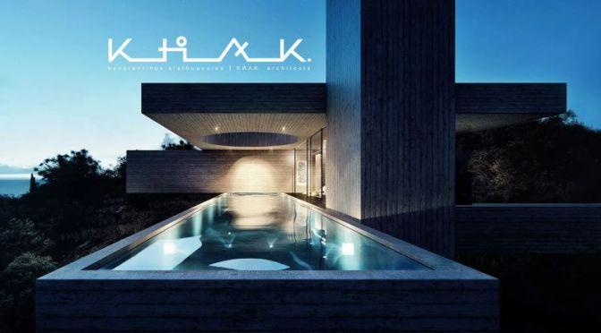 Top Architecture: 'Casa Odyssia', Island Of Corfu By KRAK. Architects (2020)