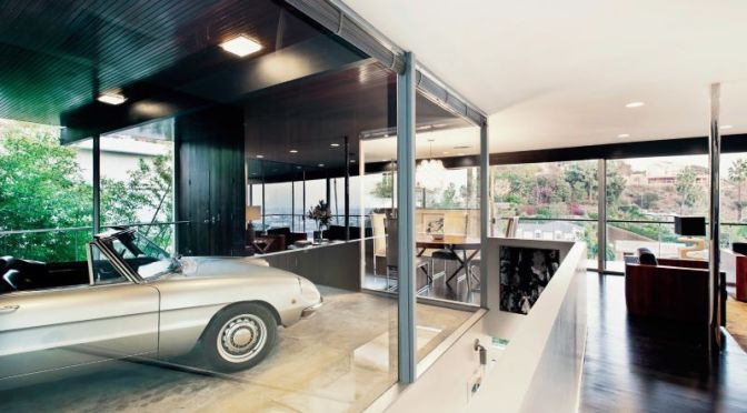 Tours: 'Lew House' – A 1958 Mid-Century Modern In Los Angeles By Architect Richard Neutra (Video)