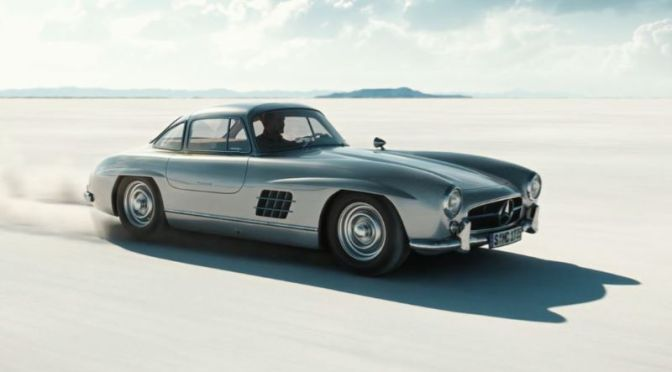 Top Short Film: 'Gullwing' – Story Of 'Most Iconic Car Of All-Time' (Video)