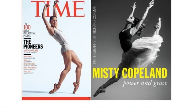 Interviews: Ballet Dancer Misty Copeland (Podcast)