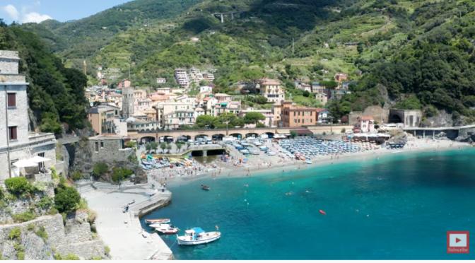Travel Video: 'Monterosso al Mare' – Cinque Terre