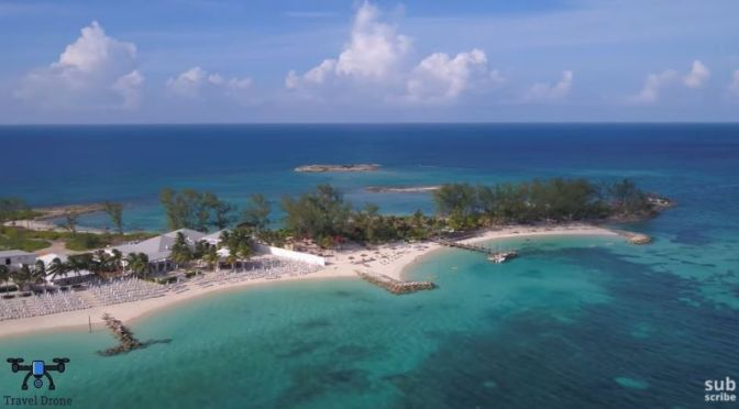 Aerial Travel: 'Nassau' In The Bahamas (Video)
