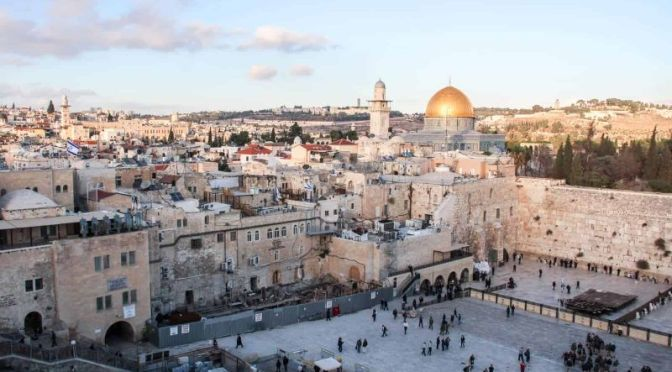 Walking Tours: Old City, Golden Gate And Lions Gate Of Jerusalem (Video)