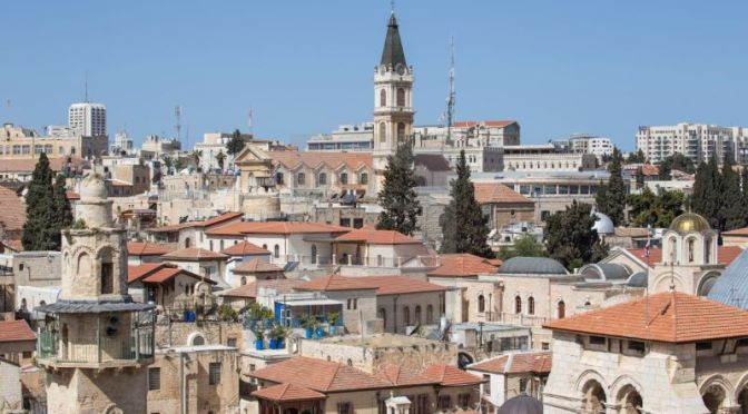 Walks: 'Old Jerusalem – Christian Quarter' (Video)