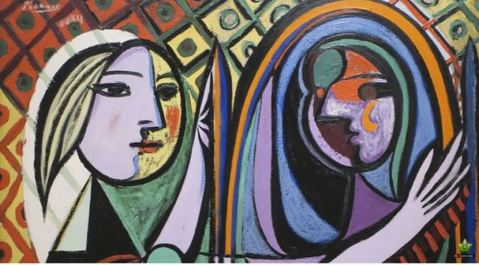 Art: Pablo Picasso's 'Girl Before A Mirror' (Video)