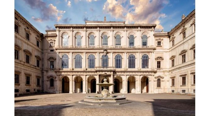 Museum Tour: 'Palazzo Barberini' – Gallery Of Ancient Art, Rome (Video)