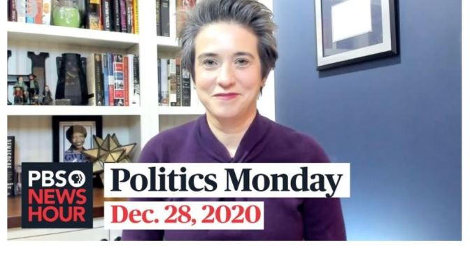 Politics Monday: Amy Walter & Errin Haines On Covid Relief Bill (Video)