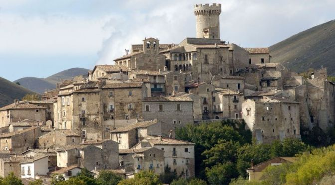 Unique Travel: 'Scattered Hotels' In Italy – Designer Rooms In Medieval Towns