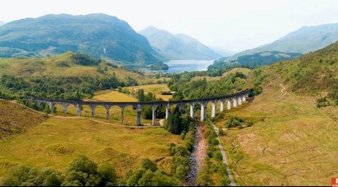 Travel: Autumn In The Scottish Highlands